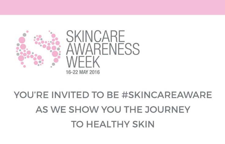 Skincare Awareness Week 2016