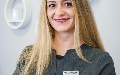 Meet the team: Anna Pokrzywa
