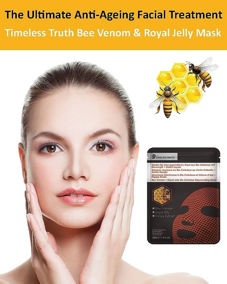 Focus on: Timeless Truth Sheet Masks