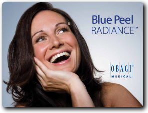 Course of 3 Treatments - Obagi Blue Radiance Peels
