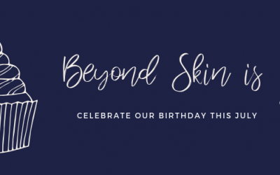 Beyond Skin Birthday Sale